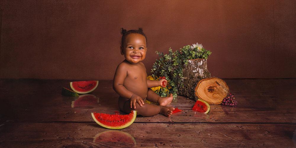 Photos originales de bébé